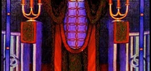El Sumo Sacerdote - Mi Tarot Tu Tarot