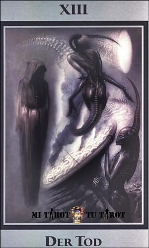 La Muerte - Mi Tarot Tu Tarot
